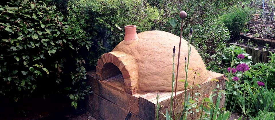 C mo construir un horno de le a exterior - Construir horno lena ...