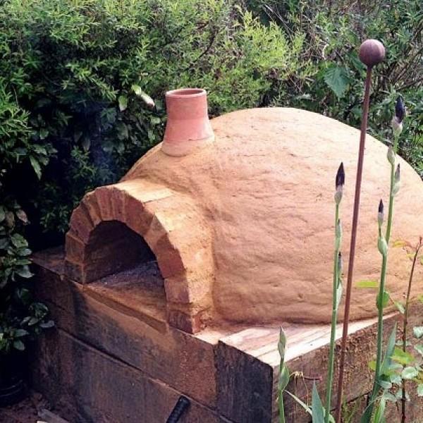 C mo construir un horno de le a exterior - Construir un horno de lena ...