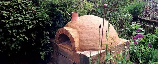 C mo construir un horno de le a exterior - Materiales para hacer un horno de lena ...